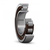 SKF-cylindrical-roller-bearing-single-row-NU-design-P-cage